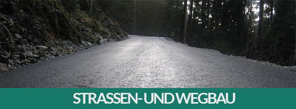 Strassen- und Wegbau